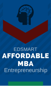 EDsmart Affordable MBA in Entrepreneurship