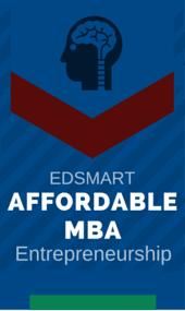 EDsmart Affordable MBA in Entrepreneurship