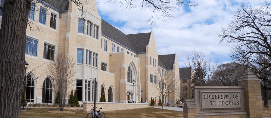 Anderson Student Center, University of Saint Thomas, MN