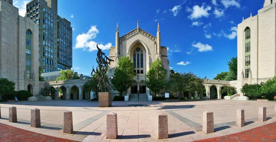 Boston University - best school for jewish students