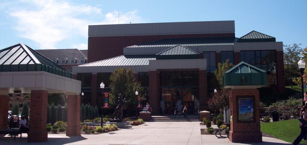Elmo Natali Student Center, California University of Pennsylvania