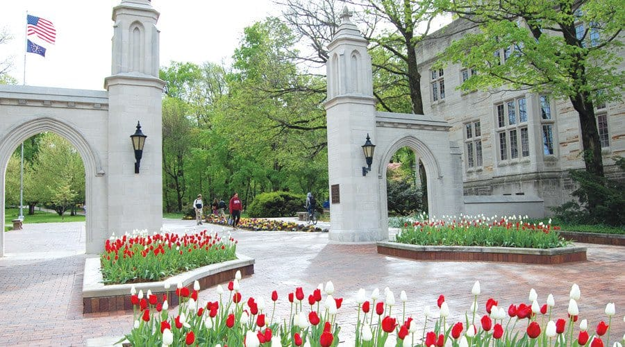 Indiana University top jewish school