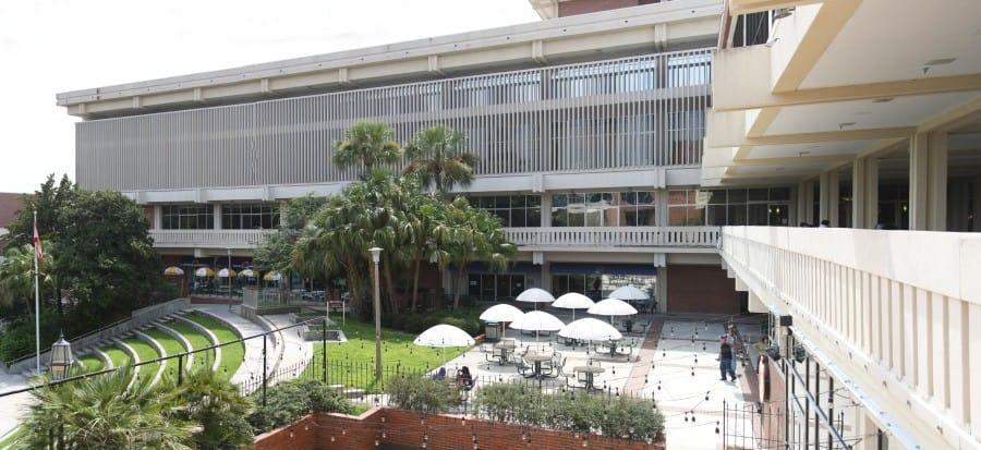 J. Wayne Reitz Union, University of Florida