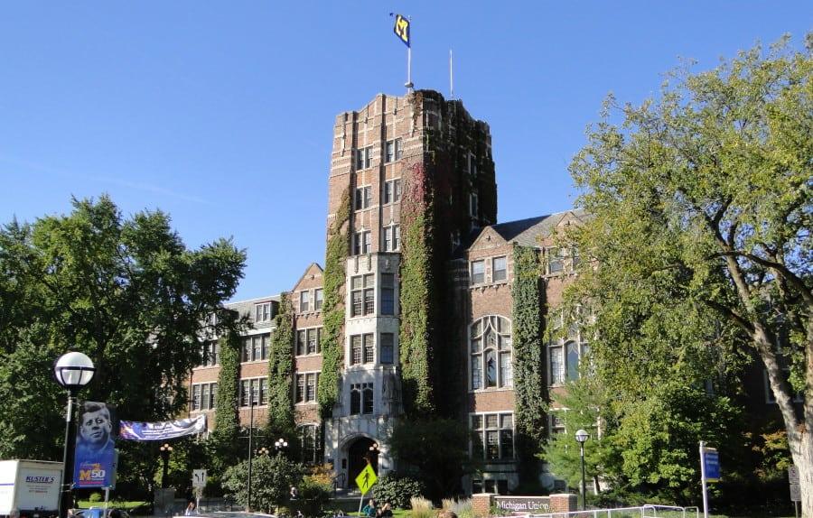 Michigan Union, University of Michigan