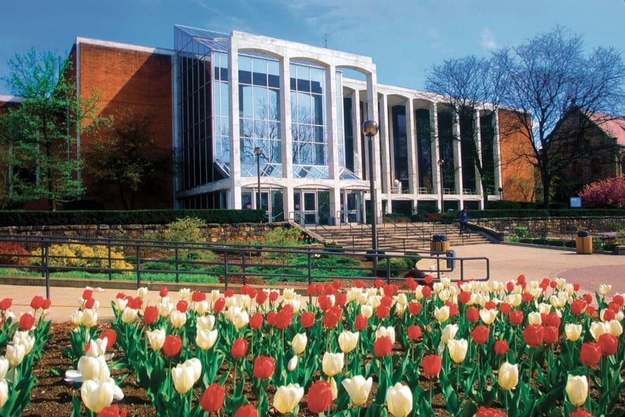 Mountainlair, West Virginia University