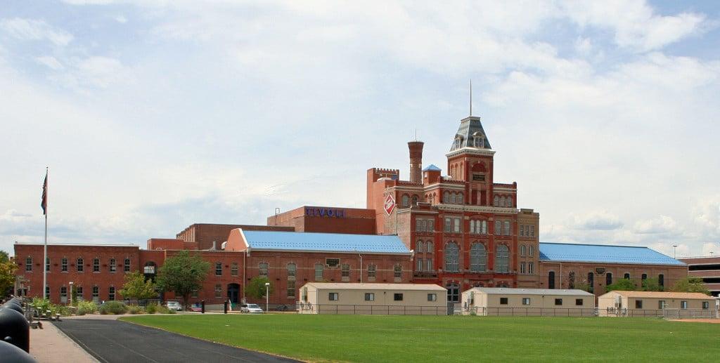 Tivoli Student Union, University of Colorado Denver