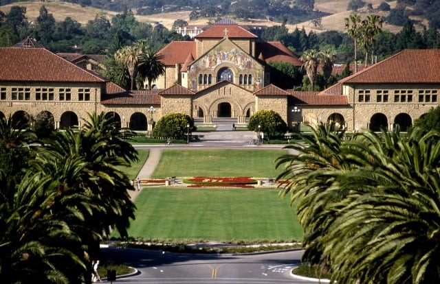 Stanford University - highest ROI colleges