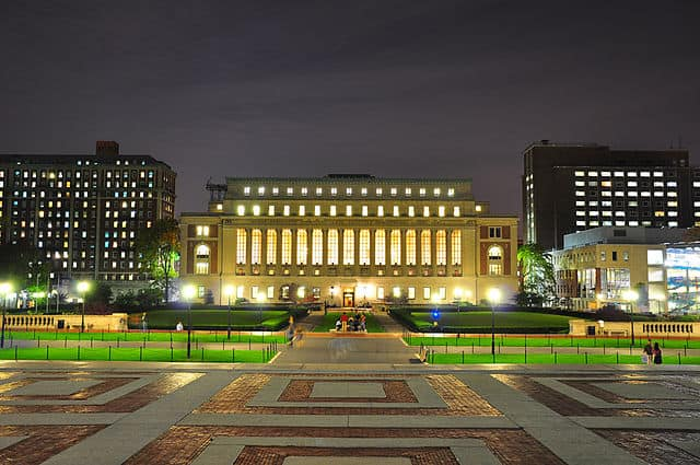columbia university top online mba program