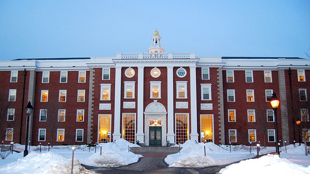 Harvard University Best Online MBA
