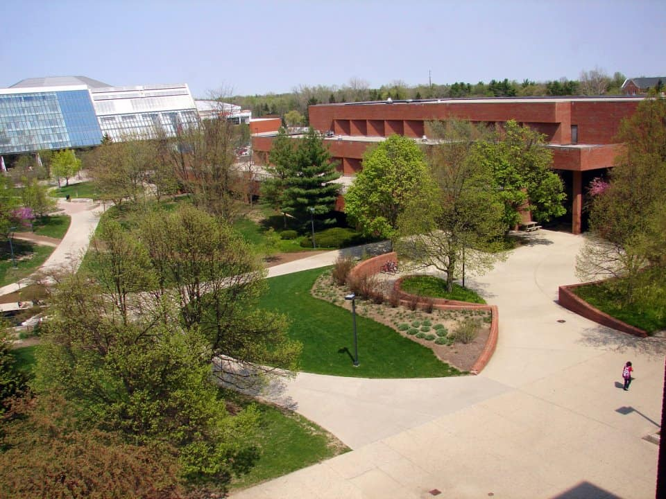 Ball State University miller college of business