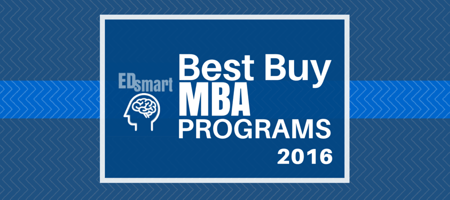 Best Buy MBA Programs 2016