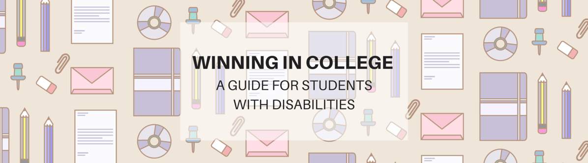 Students With Special Needs Face Double >> Winning A College Guide For Students With Disabilities