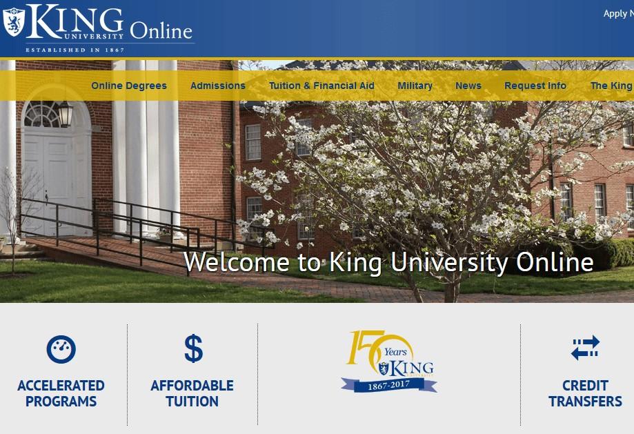 king_university_top_online_communcations_degree_program