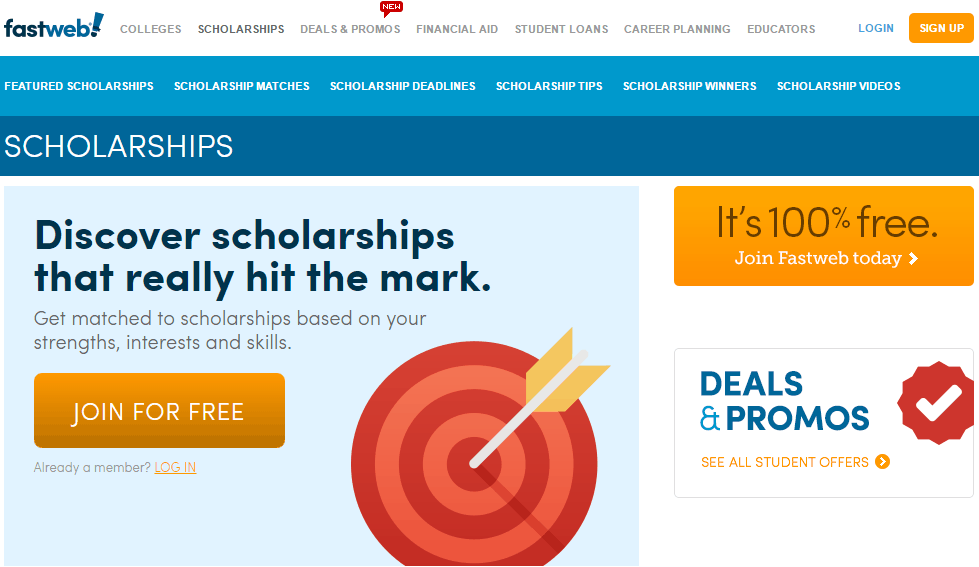 Best Scholarship Websites to Fund Your Education in 2019