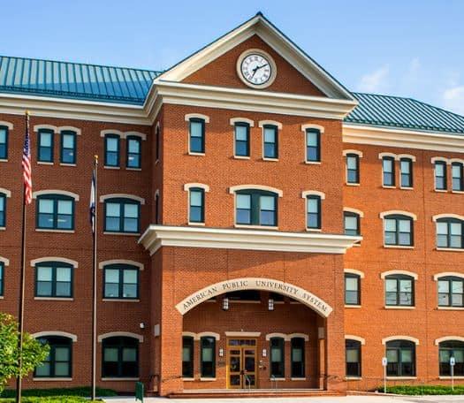 Cheapest Online schools - 8 American Public University