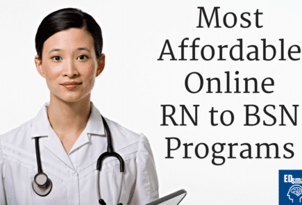 Cheapest Online RN to BSN Programs