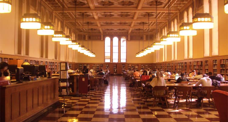 Doheny_Library_Univ_Southern_California