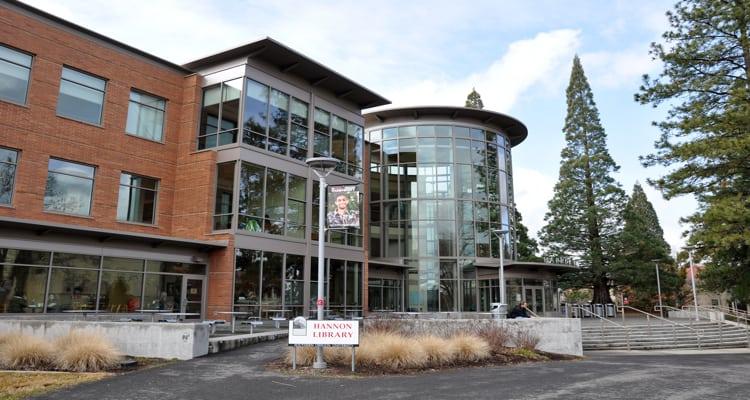 Hannon_Library_So_Oregon_Univ