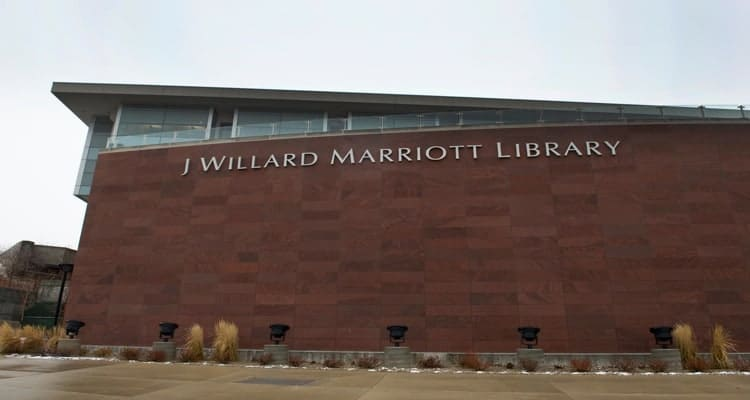 J_Willard_Marriott_Library_univ_of_Utah