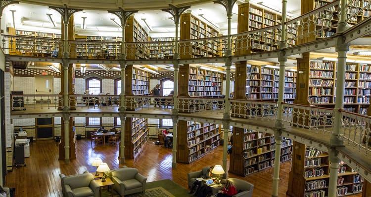 Linderman_Library_Leigh_univ