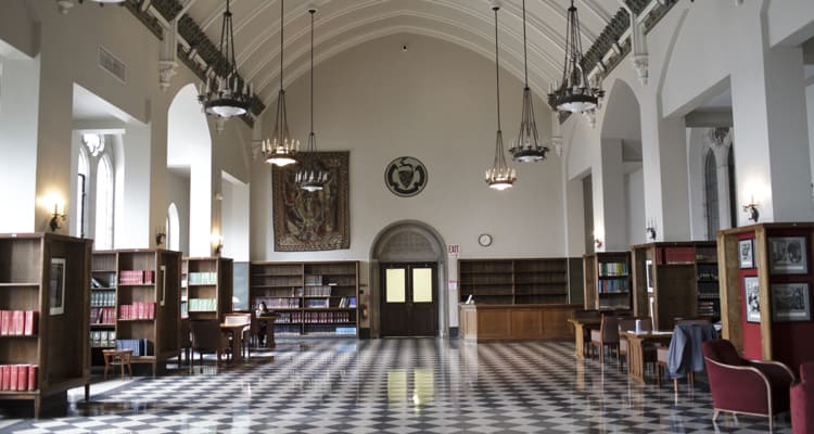 Rebecca_Crown_Library_Dominican_Univ
