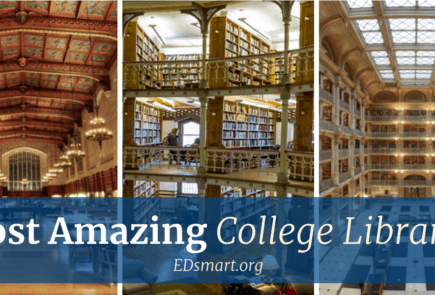 best college libraries