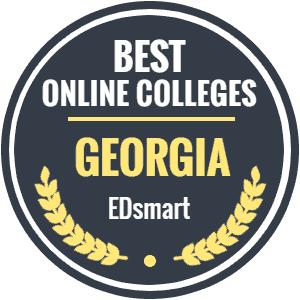 best online colleges in Georgia rankings