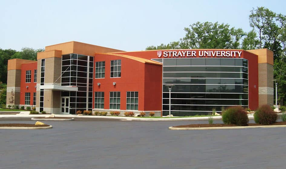 best colleges in Maryland for 2019-2020_Strayer_University
