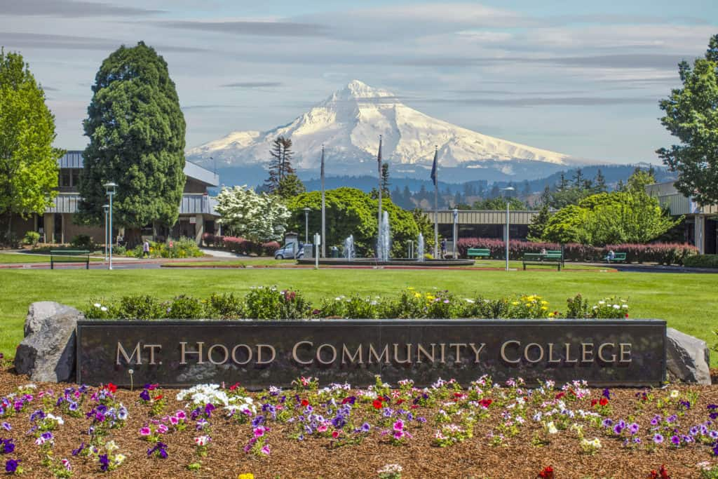 best colleges & universities in Oregon_Mt_Hood_Community_College_img