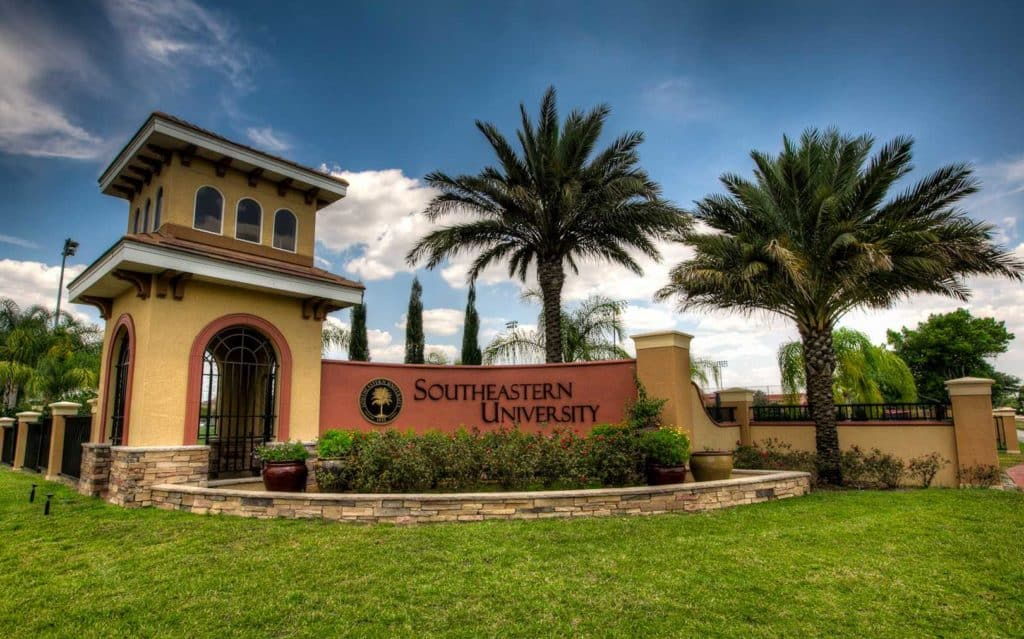 best christian colleges in Florida_southeastern_University