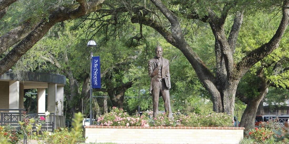 best colleges in Louisiana_McNeese_state_university