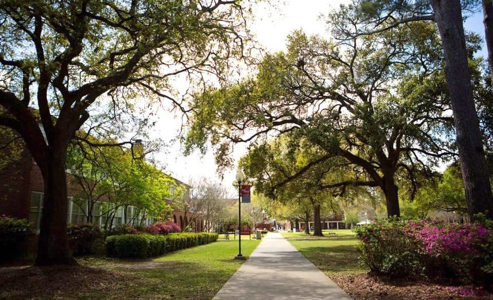 best colleges in Louisiana_Nicholls_State_University