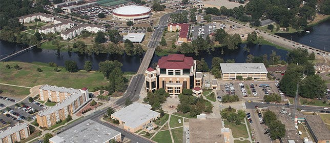 best colleges in Louisiana_University_of_Louisiana_at_Monroe