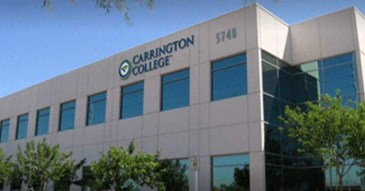 best colleges & universities in Nevada_Carrington_college_Las_Vegas