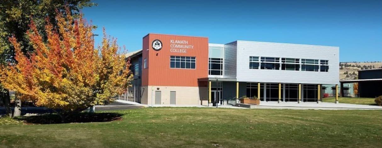 best colleges & universities in Oregon_Klamath_community_college