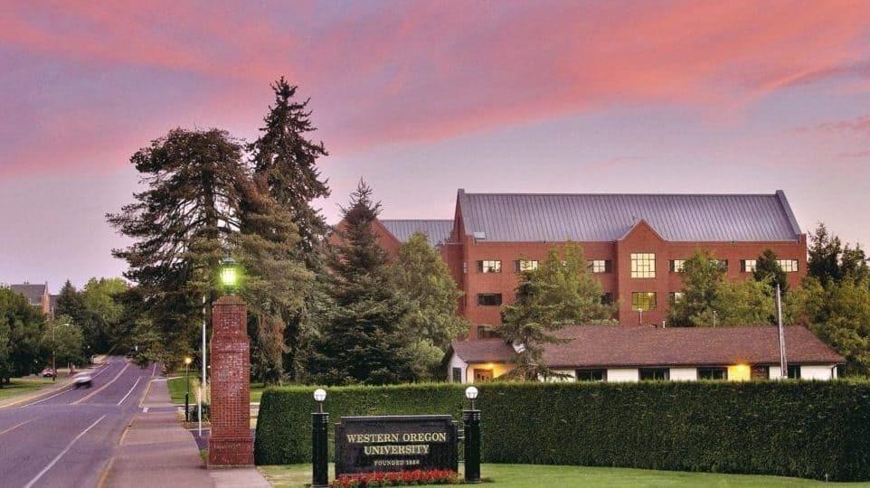 best colleges & universities in Oregon_Western_Oregon_University