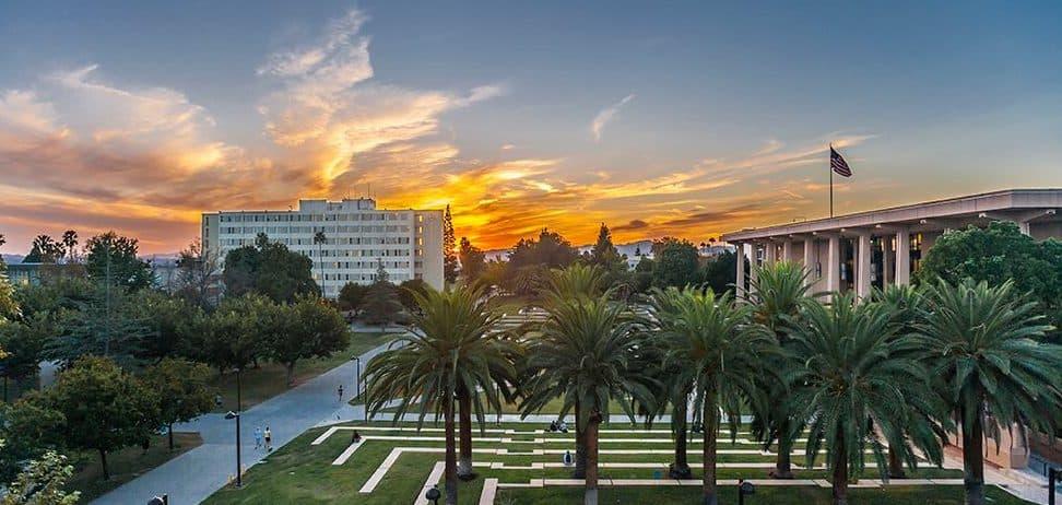 best colleges & universities in california_CSU_Northridge