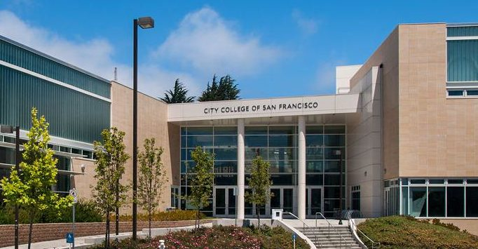 best colleges & universities in california_City_College_of_San_Francisco