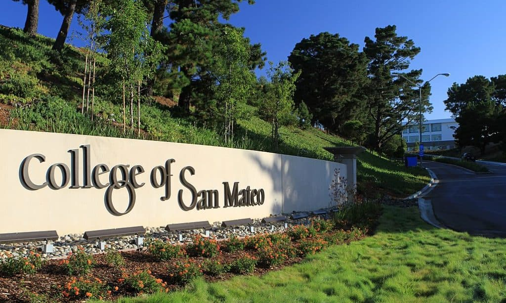 best colleges & universities in california_College_of_San_Mateo
