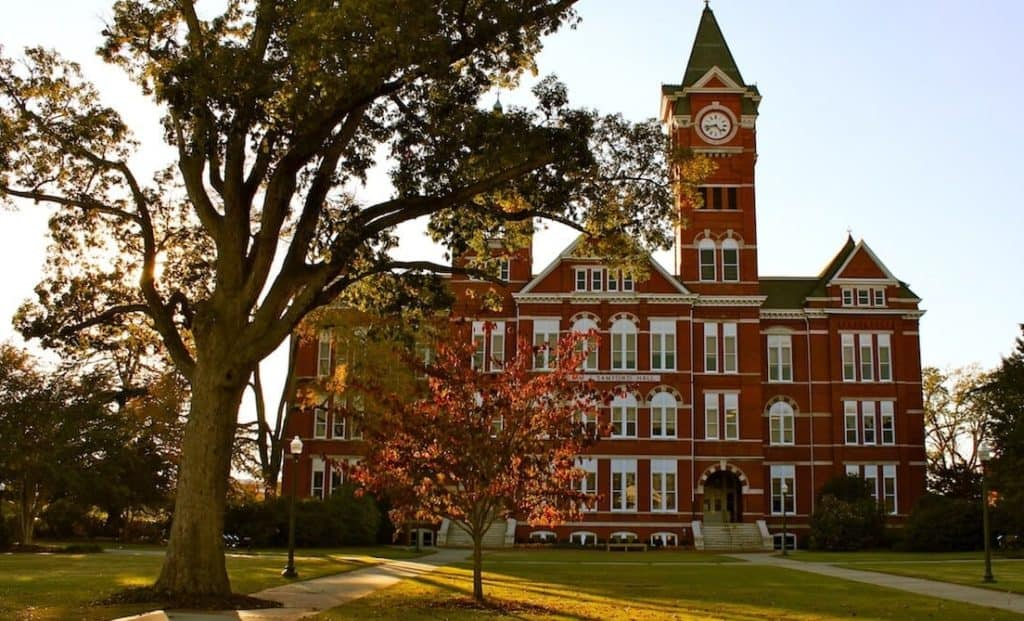 best online MBA programs for 2019-2020_Auburn_university