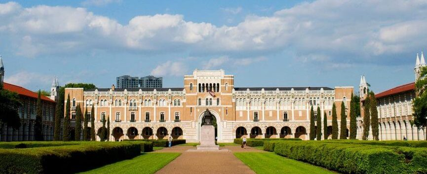 best part-time MBA programs_Rice_University
