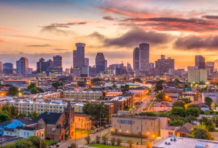 best colleges and universities in Louisiana