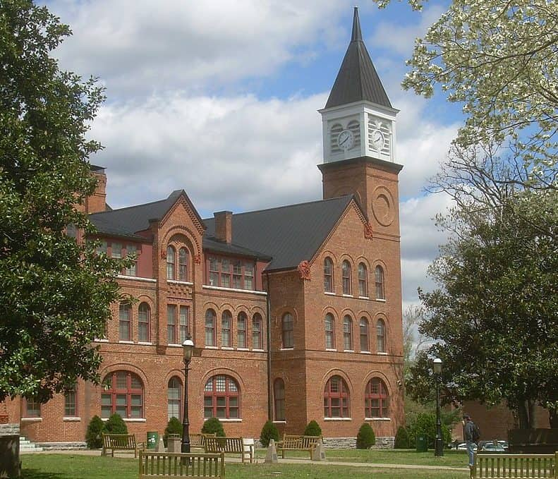 best colleges in Oklahoma_Northeastern_State_University