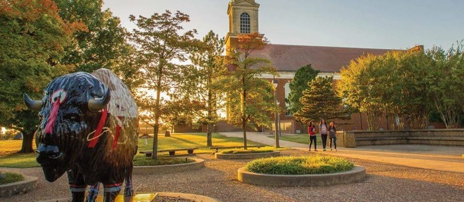 best colleges in Oklahoma_Oklahoma_Baptist_University