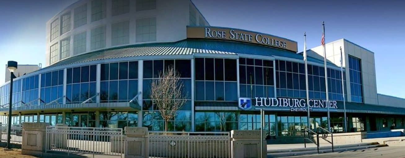 best colleges in Oklahoma_Rose_State_College