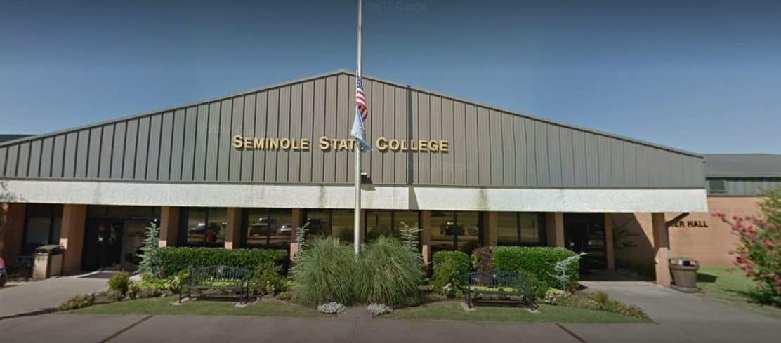 best colleges in Oklahoma_Seminole_State_College