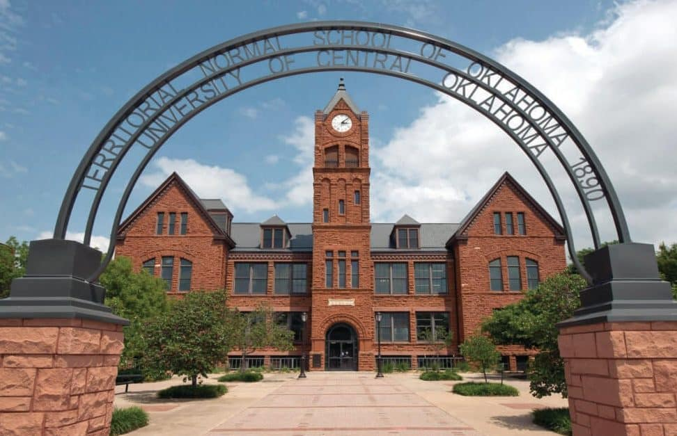 best colleges in Oklahoma_University_of_Central_Oklahoma