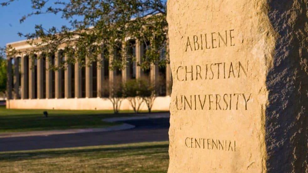 best online game design schools_Abilene_christian_university