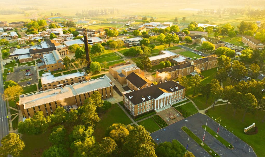 best online game design schools_Southern_Arkansas_University