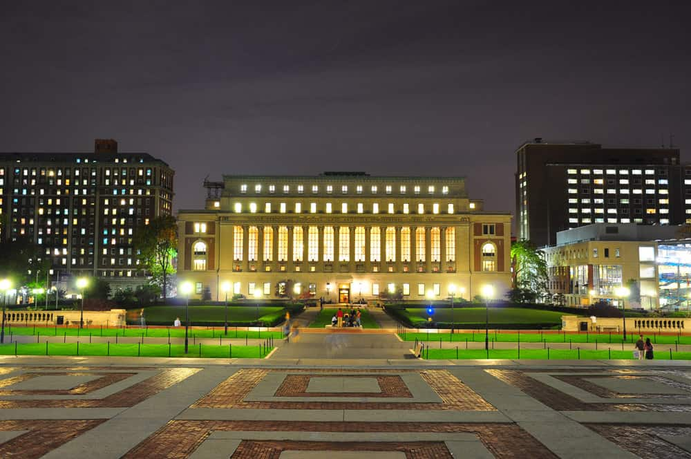Best_Colleges_Lowest_Acceptance_Rate_Columbia_University